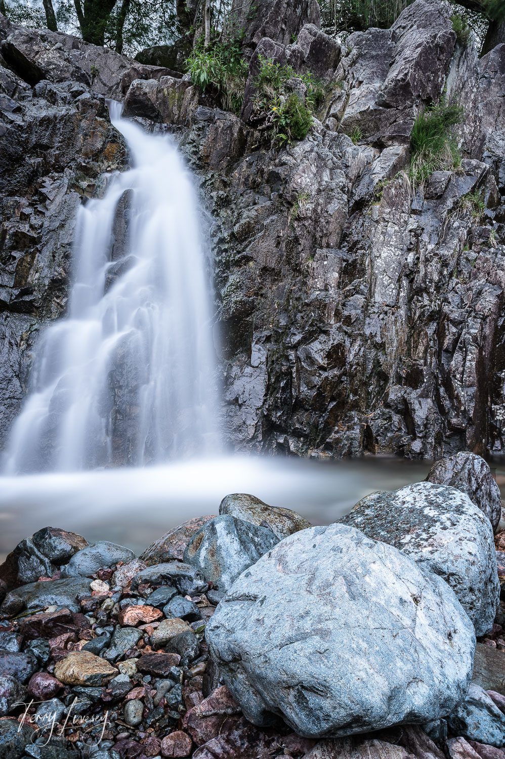 Stickle Ghyll waterfall