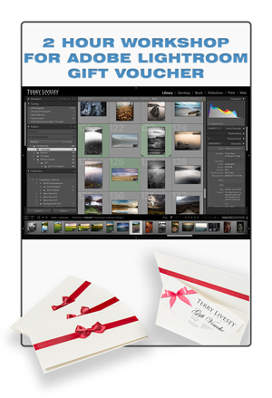 Get the lightroom gift voucher