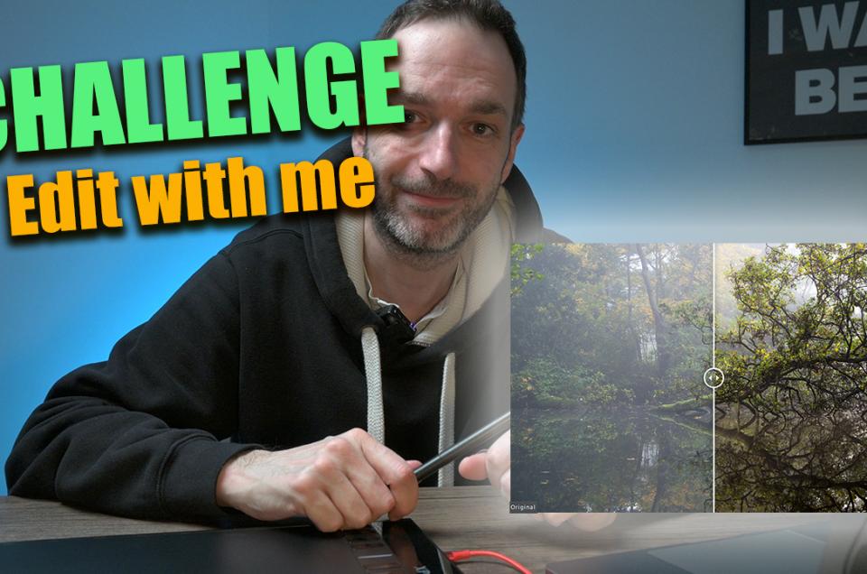 CHALLENGE - Landscape Edit - 01 - Edit along with me or do your own edit