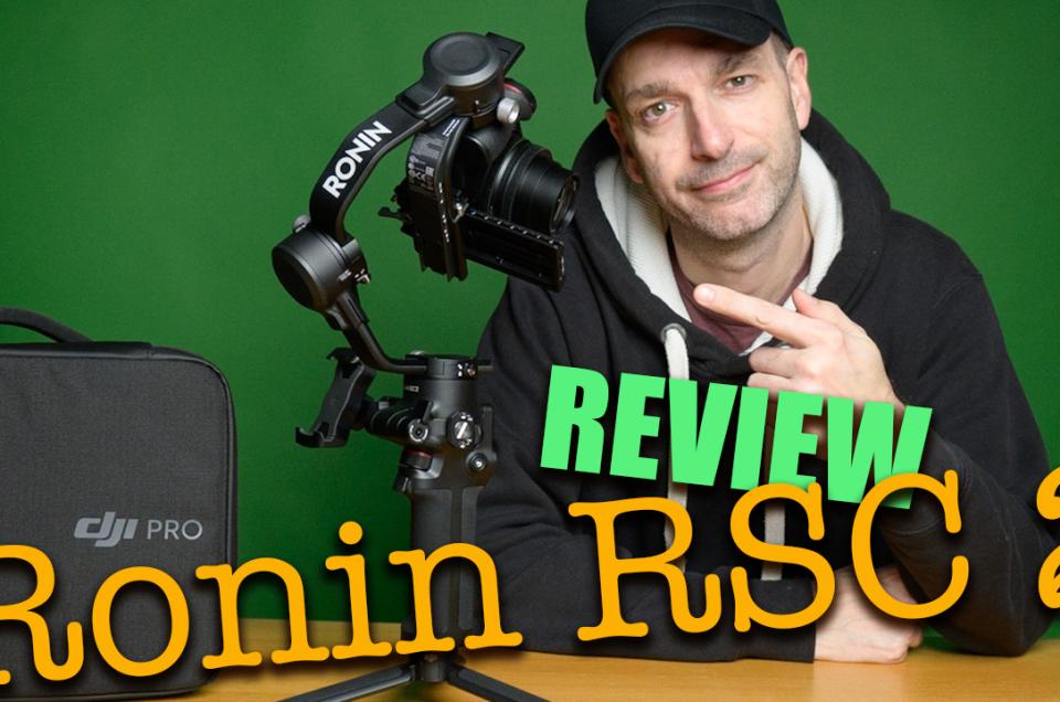 DJI Ronin RSC 2 Gimbal Review