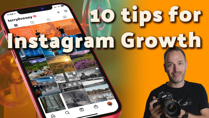 10 tips for growing Instagram from a photographer