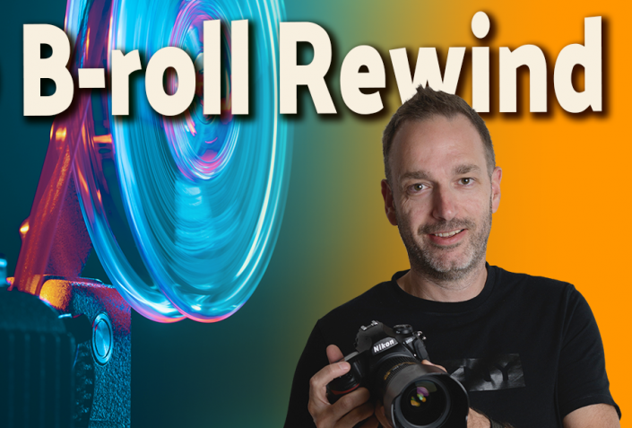Terry showing you B-roll