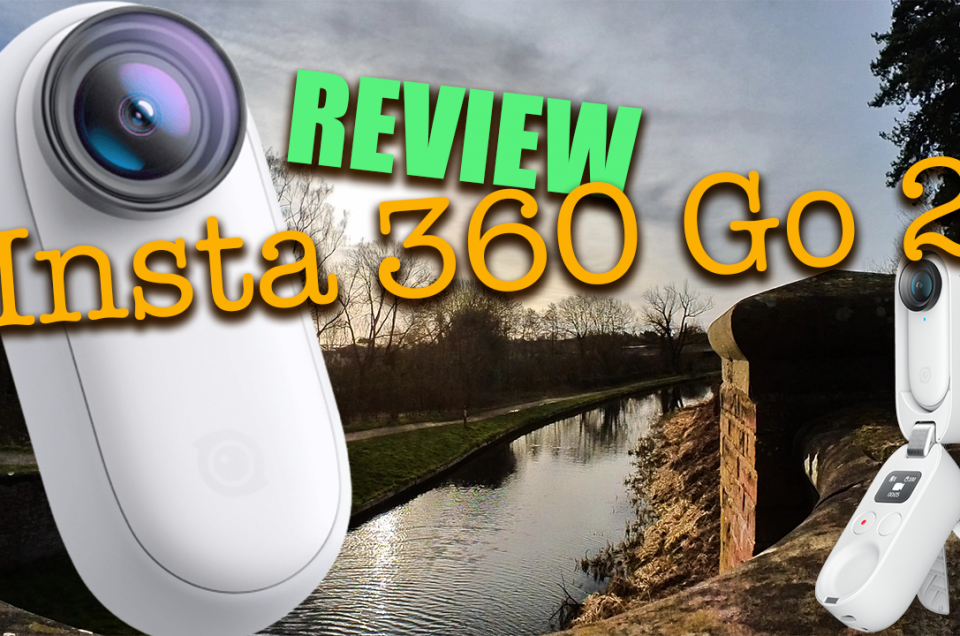 REVIEW - Insta 360 Go 2 - How good is it?