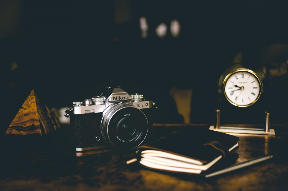 Unboxing the Nikon Zfc - It's retro!